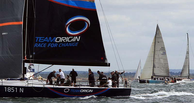 Cowes Week Team Origin