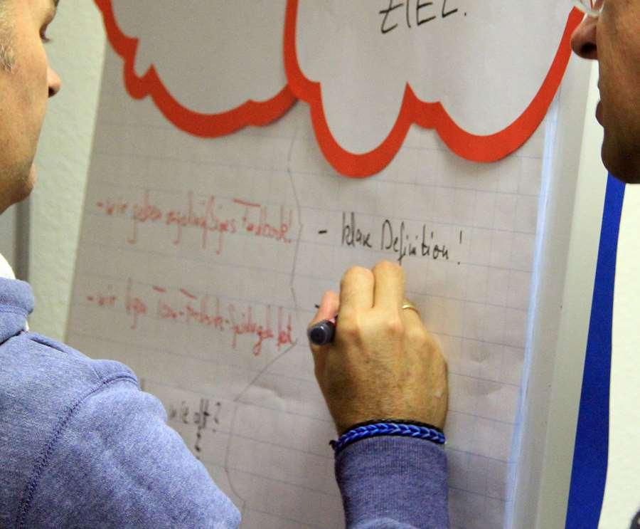Workshop: Was macht gutes Teamwork aus?