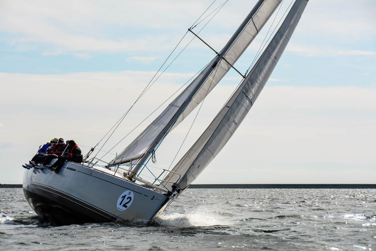 Hoch am Wind beim NRW CUP 2015