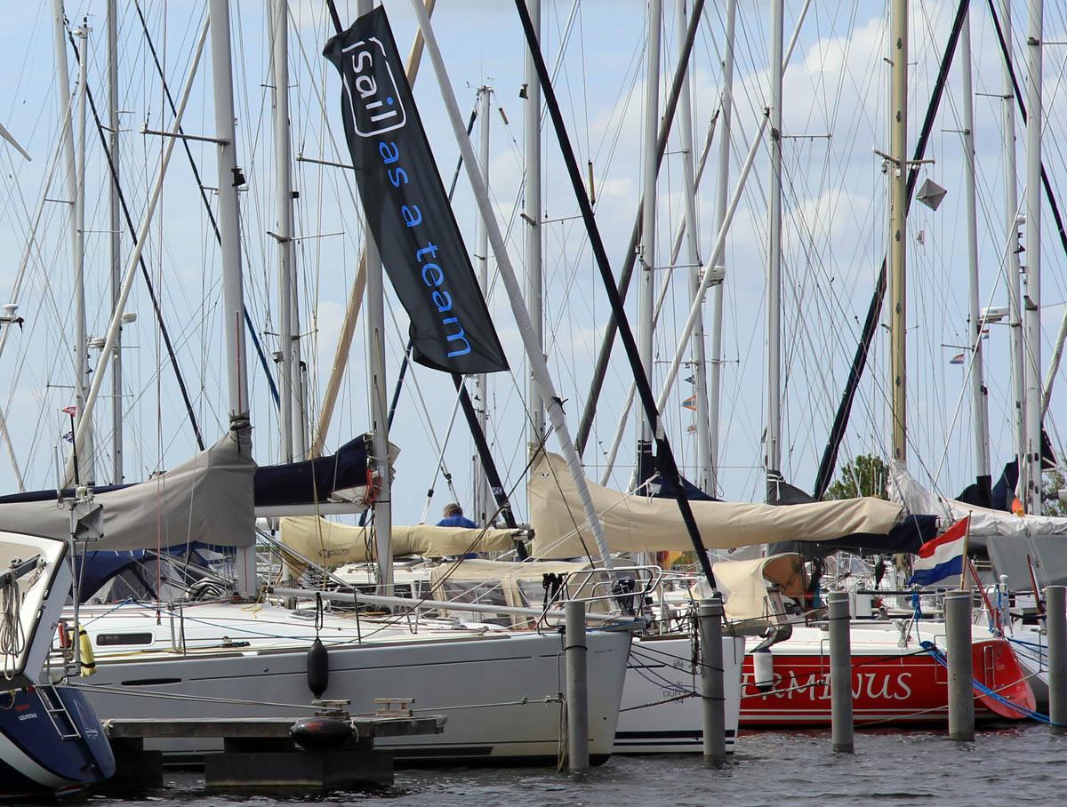 Sail as a Team ist bereit für den NRW CUP 2015