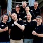 Segelspaß pur bei der NRW CUP Regatta 2016 auf dem IJsselmeer